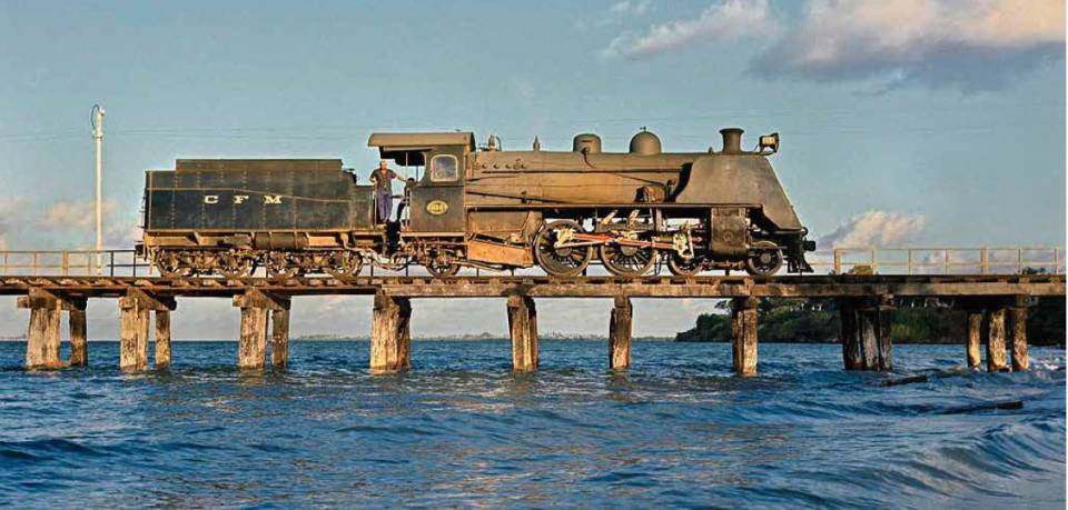 atlantic steam engine mozambique