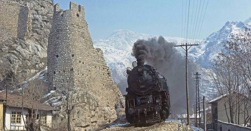 steam train turkey europe asia